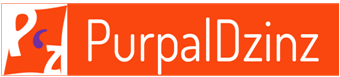 PurpalDzinz digital marketing agency Logo
